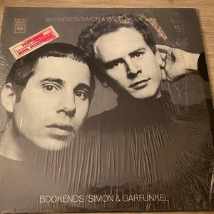 3/$25 Bookends/Simon & Garfunkel Vinyl Record